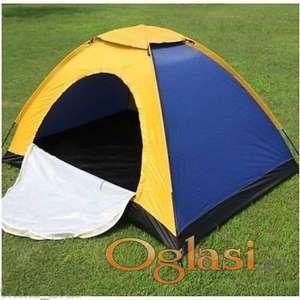 Šator za 8 osoba 2,5 x 2,5 x 1,5m