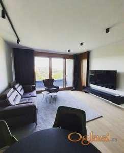 Lux, potpuno nov stan u Skyline Kneza Miloša /bazen,teretana..
