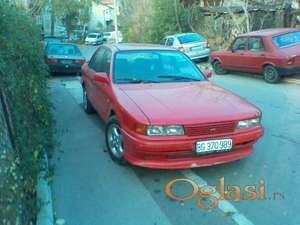 Beograd Mitsubishi Galant 1990