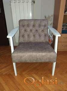Retro fotelje,unikat br 8