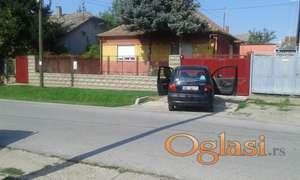 H i t n o !!! Prodajem kuću(NS Čenejska br.6), ili zamena za odgovarajuće stanove u Novom Sadu