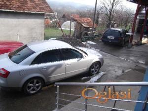 Kruševac Audi A4 1.9 TDI 2003AUDI