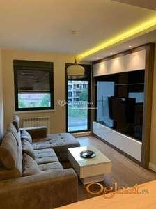 Izdavanje-Dorćol-Lux stan sa garažom u novogradnji