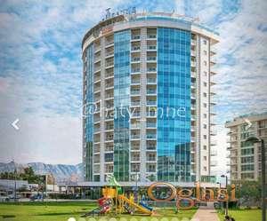 Budva, centar – jednosoban namješten stan, kompleks Tre Canne