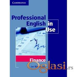 Professional english in use - Finance