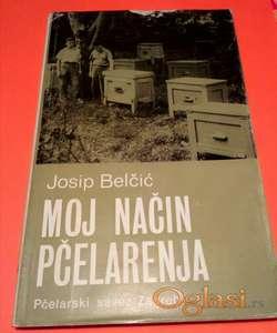 Knjige o pcelarstvu ~ Josip Belcic..