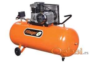 Kompresor za vazduh AB 200 / 4KS VILLAGER