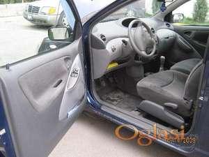 Beograd Toyota Yaris vvti 2002