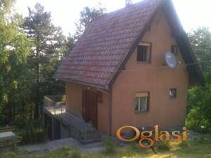 Divčibare, Centar, kuca BREZA, odlicna lokacija 100 m2