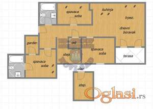 Top lokacija visok kvalitet izgradnje!