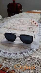 EDITH Tony Stark Ironmen sunčane naočare XL Black