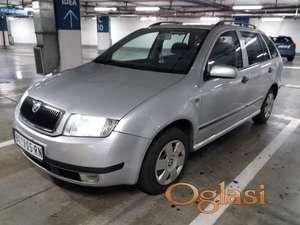 Škoda fabia 1.9 TDI