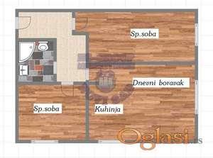 Dvoiposoban stan u izgradnji - pravo na povrat PDV-a!