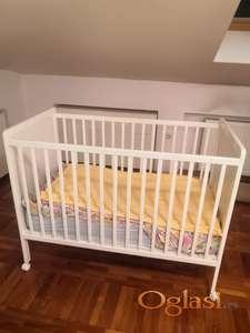 Prodajem dečiji krevetić, Novi Sad