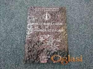Šumske fitocenoze i zemljišta Stolova