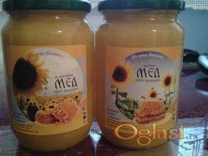 Сунцoкретов мед