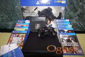 Sony Playstation 4 (PS4) - 1 TB, bukvalno NOV