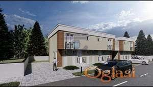 Četvorosobna kuća u nizu, Veternička rampa, sa povratom PDV-a! 065/63-855-37