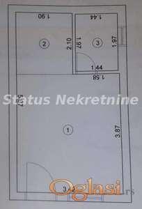 Novi Sad, Telep-20 m2-27000 eura