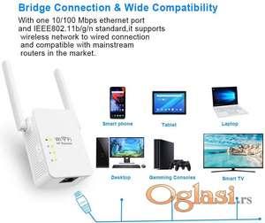 Wi-Fi ruter- pojačivač signala