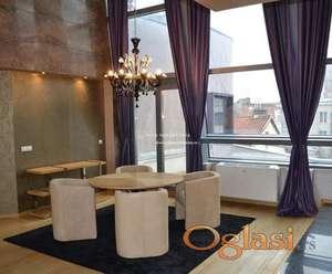 Izdajemo/Izuzetno lep i luksuzan stan, Vracar