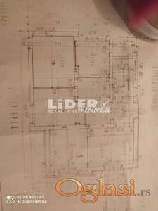 Kuća u starom Košutnjaku od 250m2, uknjiženih 175m2 ID#106796