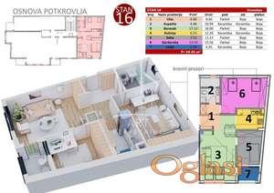 Bogoslovija - Bata Lakina - 54,45m2 DIREKTNA PRODAJA ID#2640