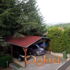 Kvalitetna kuća sa predivnim pogledom na Novi Sad-Rakovac