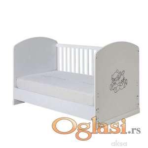 Krevetac bele boje