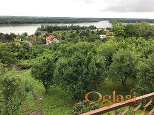 Odmah useljiva KUĆA od 120m2 sa pogledom na Dunav, Banoštor