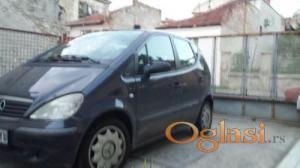Beograd Mercedes Benz A 140 2001