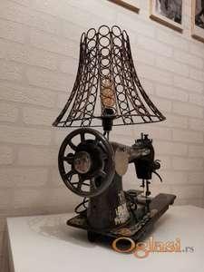 SINGER lampa