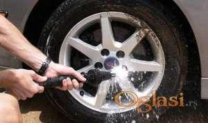 Rotaciona četka za čišćenje automobila