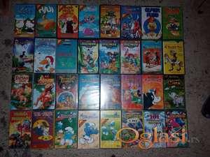 Crtani filmovi VHS