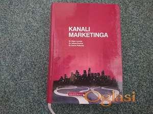 Kanali marketinga +CD - Stipe Lovreta