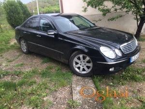 Mercedes Benz E 200 cdi