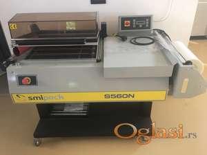 Mašina za vakumiranje sa termoskupljajućom folijom