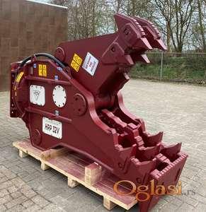 Usitnjivač za rušenje HRP-serija | 1120 do 26400 kg | Hydraram