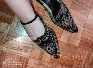 Kozne papuce 39
