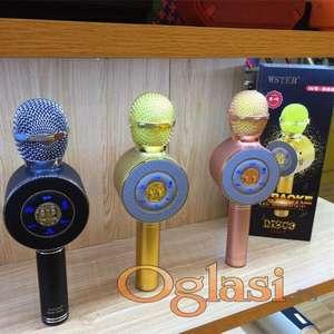 Mikrofon karaoke bluetooth WS-668