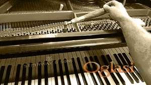 Štimovanje klavira - Klavirštimer