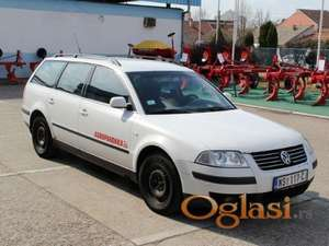 Novi Sad Volkswagen - VW Passat 1.9 TDI 2001