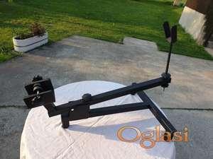 Stalak za upucavanje puške / optike