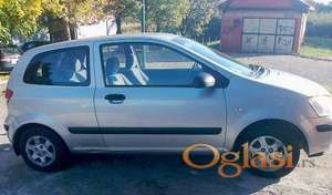 Beograd Hyundai Getz 2003