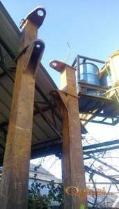 Dizalica 3,5m visine, duzina ruke 3m