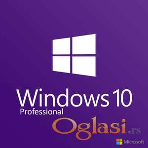 Windows 10 Professional (32/64 Bit) OEM Genuine License ORIGINAL