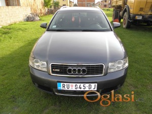Audi A4 quattro, Batajnica