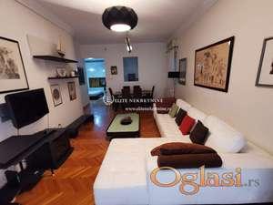 Izdavanje stanova Beograd-Dvosoban lux stan u Knez Mihailovoj