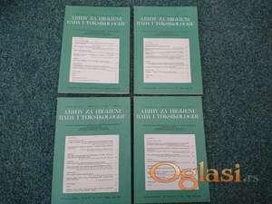 Arhiv za higijenu rada i toksikologiju - vol 41