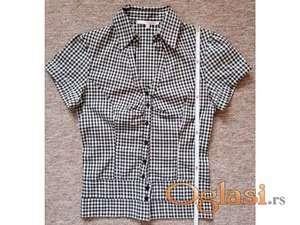 Tally Weijl prelepa kockasta košulja M/38